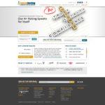 Website Home Page BBB Concept, Slider 1