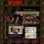 Warrior Bootcamp, level one content