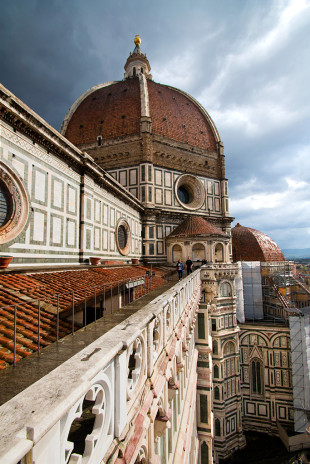photograph, Duomo in Florence, Italy