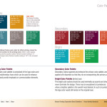 Brand Guidelines: Color Palettes