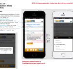 Mobile App Specifications for Developers, Share Page 2